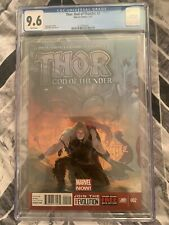 Thor God Of Thunder #2 Cgc 9.6 ( 1st App Gorr the God Butcher )