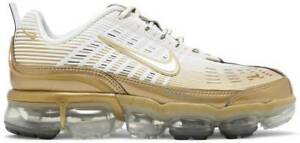 Nike Air Vapormax 360 Women's Sneakers Trainers Gold Ck9670-101