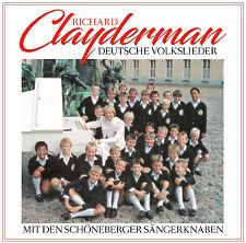 CD Richard Clayderman Deutsche (Allemands) Couvercles de personnes avec