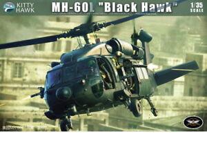 Kitty Hawk Models 1/35 Sikorsky MH-60L Blackhawk