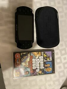 Psp 1003 Console And Game