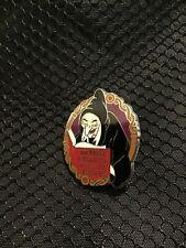 Disney Dlr Where Evil Spells Are Always Broken 2007 Old Hag Witch Gwp Pin