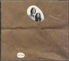 John Lennon Yoko Ono Two Virgins CD NEW sealed Numbered edition Rare