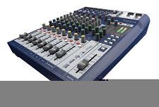 Pro-Audio Mixer mit 3-Band-Equalizer