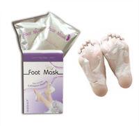 2 Pair Aichun Exfoliating Foot Peeling Feet Mask Relieve Callus