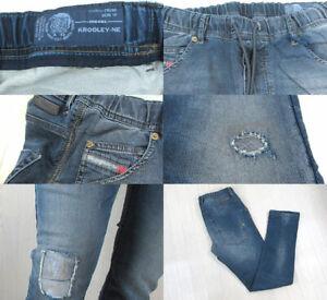 DIESEL KROOLEY-NE 0678J STRETCH Men's Denim Jeans JOGG JEANS Blue RRP £270