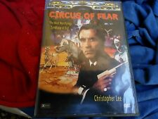 Circus of Fear (DVD, 2006)