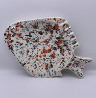 Mid Century Modern Ceramic Fish Ashtray MCM by Baker