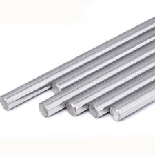Outer Dia 12mm Chrome-plating Cylinder Liner Rail Linear Shaft Optical Axis Rod