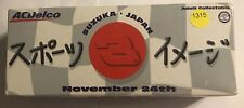 Dale Earnhardt #3 AC Delco Suzuka Japan Nov 24th 1996  1:24th Diecast     #1315