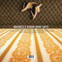 Maxwell - Maxwell's Urban Hang Suite - Double 140g Gold Vinyl LP