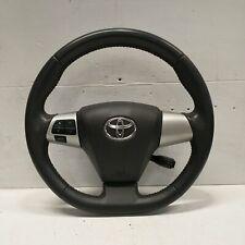 Toyota Corolla Sedan Steering Wheel Leather ZRE152R ZRE153R 2010 2011 2012 2013