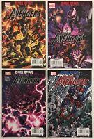 Dark Avengers #s 2, 2 2nd Printing Variant, 3, 4 Lot of 4 Marvel Comics 2009