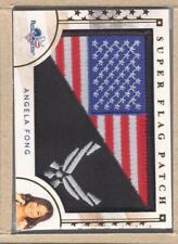 Angela Fong SF11 2017 Bench Warmer America the Beautiful Super Flag Patch