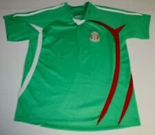 Mexico Futbol Federation Mexican National Soccer Football Jersey Shirt Large