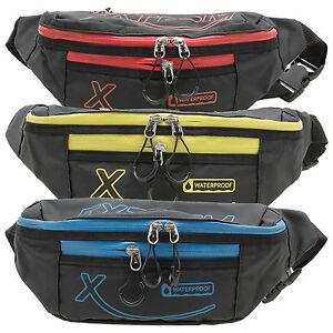 Bauchtasche Gürteltasche Hüfttasche Nylon waterproof Geldgürtel Outdoor 3 Farben