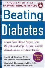 Beating Diabetes (A Harvard Medical School Book): Lower Your Blood Sugar, Lose W