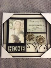 Fetco Home Decor, Sadie Home metal Frame, NEW in box