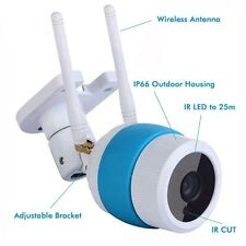Waterproof WIFI IP Security Cam-Bullet Camera for Outdoor or Indoor Surveillance