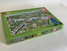 100 piece Where's Wally jigsaw puzzle the campsite Paul Lamond games Complete