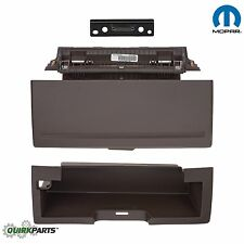 13-17 DODGE RAM 1500 EXPRESS DIESEL ADD ON UPPER GLOVE BOX DARK SLATE OE MOPAR