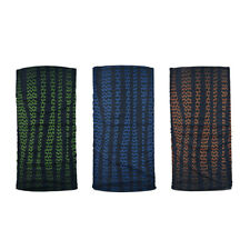 Oxford Confortable 3 Pack Écharpe Cou Chauffant Tube Bandana Cagoule Haste NW146