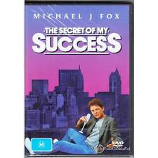 DVD SECRET OF MY SUCCESS, THE Michael J Fox Helen Slater '87 COMEDY R2 R4 [BNS]