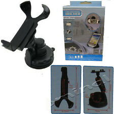 360 Rotating Windshield Mount Car Cradle Holder For iPhone 4 4G 4S 6 6S Samsung