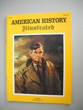 American History Illustrated ~ July 1974 ~ Will Rogers Battle of Santiago Cuba