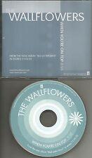 Jakob Dylan THE WALLFLOWERS When you're on top 2002 PROMO Radio DJ CD single