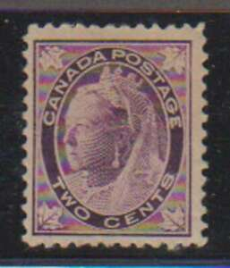 A4900: Canada #68 Mint, OG, VF, NH; CV