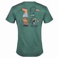 Heybo Outdoors Duckheads Comfort Color Short Sleeve Pocket T-shirt