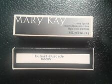 Mary Kay Creme Lipstick - Nutmeg - Lot of 2 Discontinued New In Box