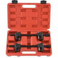 2pc Macpherson Strut Coil Spring Compressor Set Tool Kit Install Remove Shock