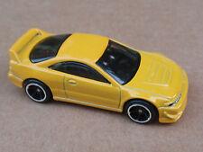 2016 Hot Wheels CUSTOM 01 ACURA INTEGRA GSR 89/250 Night Burnerz LOOSE Yellow