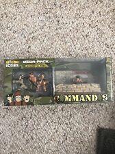Micro Icons Mega Pack Magnetic Feet Commandos Series 1