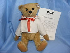 Steiff 1910 Replica Teddy Bear Archie EAN 403149 Limited Edition Growls  NEW