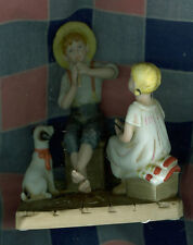 Figurine Innocence Youth Norman Rockwell The Music Master