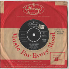 """Chuck Miller-The auctioneer 7"""" single 1959"""