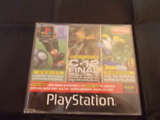 Official Playstation 1 MAGAZINE Demo Disc 70 Playable démos all Listed