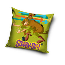 NEW LICENSED SCOOBY-DOO! & SHAGGY ROGERS cushion cover 40x40cm 100% COTTON