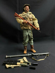 DRAGON / DID WWII CUSTOM US Soldier1:6 Scale Action Figure