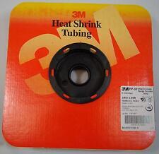 "3M FP-301 Heat Shrink Tubing Tube 3/4"" x 50' Flexible Polyolefin 80-6107-5140-5"