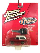 Johnny Lightning Chevy Thunder 1969 69 Chevrolet K/5 Blazer Die Cast 1/64 Scale