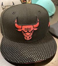 New Era Chicago Bulls Icon Snapback Cap to Match the Air Jordan 6 Infrared 3M