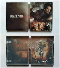 Steelbook DeadRising 4 / G2 / rare / envoi gratuit et protégé