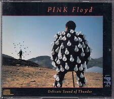 Pink Floyd - Delicate Sound of Thunder (CD, Nov-1988, 2 Discs)