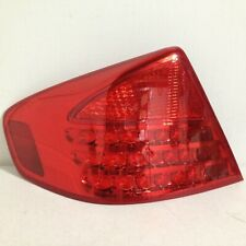 2003-2004 Infiniti G35 Sedan 4-Door LH Left Driver Side LED Tail Light OEM Shiny