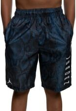Nike Air Jordan AJ Retro 11 Legacy Lightweight Snakeskin Shorts CI0312-414 Blue