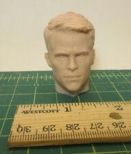 1/6 Star Custom Trek Chris Pine Captain Kirk Head Sculpt With Neck USA Ship
